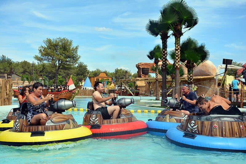 fun park biograd, water attractie activiteiten in Pacostane